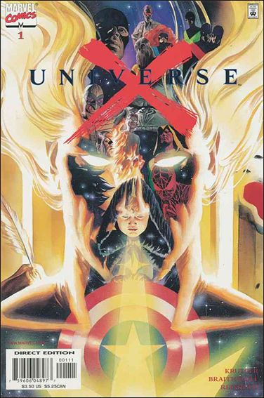 Universe X 1-A by Marvel