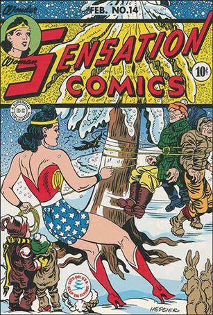 Sensation Comics (1942) 14-A
