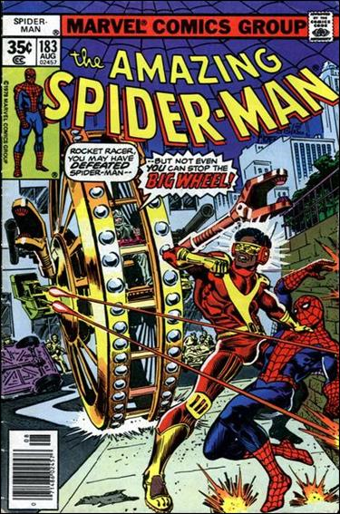 Amazing Spider-Man (1963) 183-A by Marvel