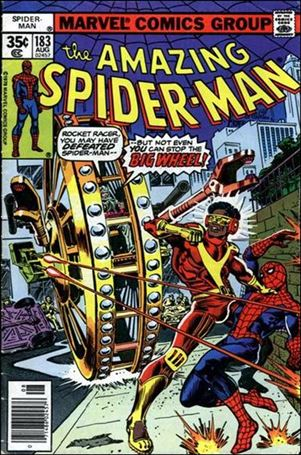 Amazing Spider-Man (1963) 183-A