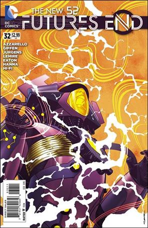 New 52: Futures End  32-A
