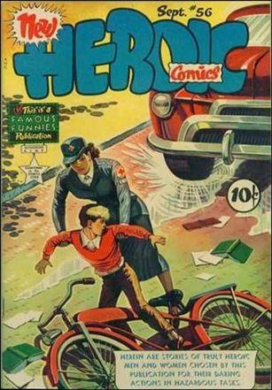 New Heroic Comics 56-A