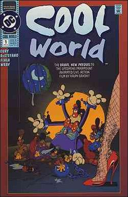 Cool World 1-A by DC