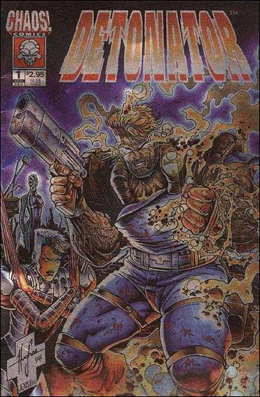 Detonator (1994) 1-A by Chaos! Comics