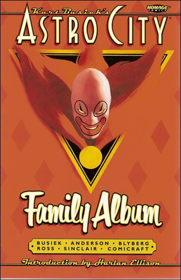 Kurt Busiek's Astro City: Family Album 1-C by Homage Comics