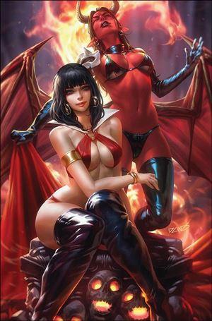 Vampirella vs Purgatori 1-S