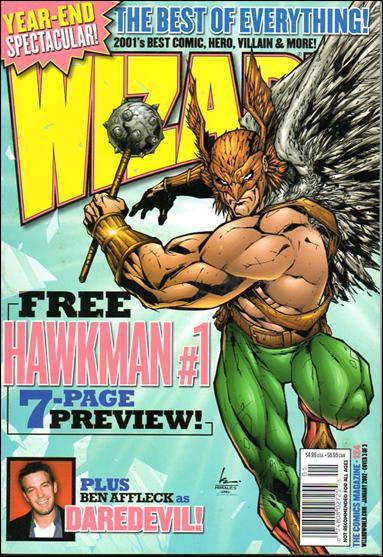 Wizard: The Comics Magazine 124-C by Wizard Press