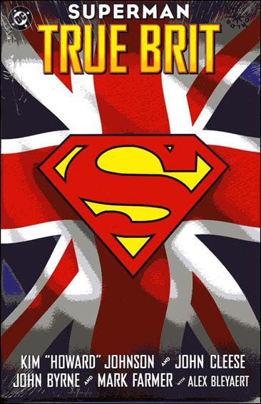 Superman: True Brit 1-A by DC