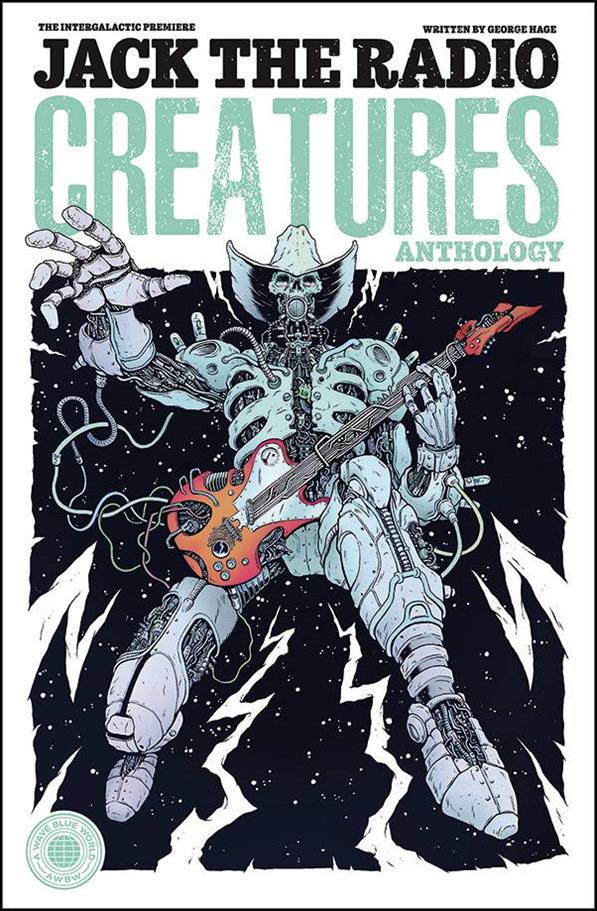 Jack the Radio: Creatures Anthology nn-A by A Wave Blue World
