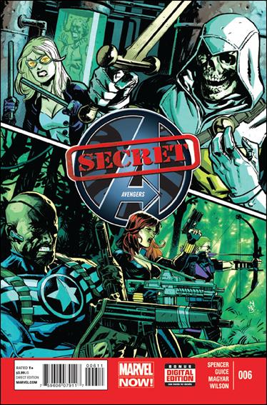 Secret Avengers (2013) 6-A by Marvel