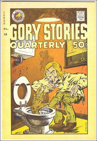 Gory Stories Quarterly 2.5-B by Shroud Publishers