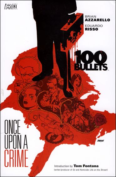 100 Bullets 11-A by Vertigo