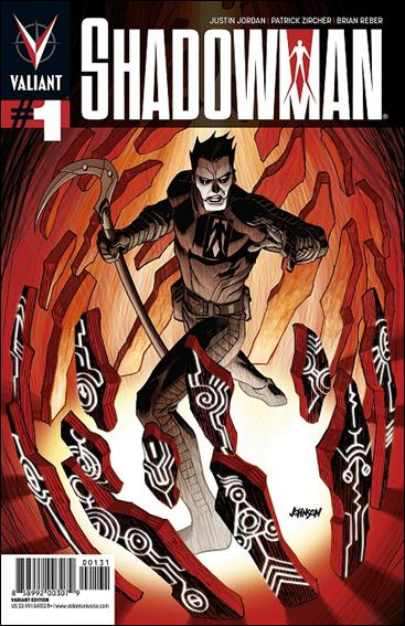 Shadowman (2012) 1-C by Valiant Entertainment