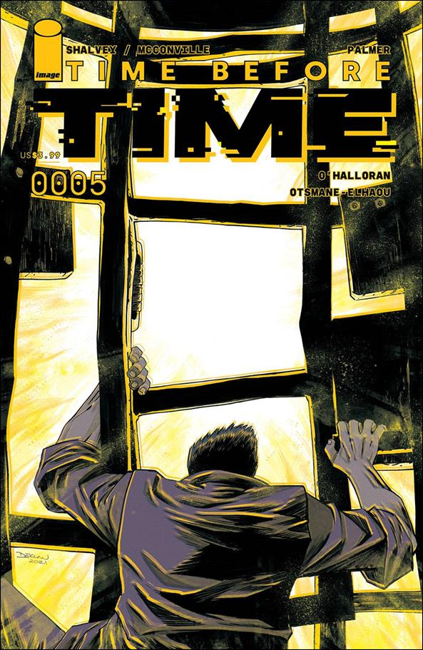 Time Before Time 5-A by Image