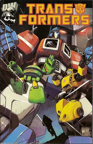 Transformers: Generation 1 1-A by Dreamwave