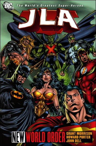 JLA 1-E by DC