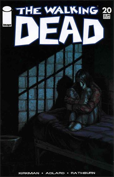 Walking Dead (2003) 20-A by Skybound Entertainment