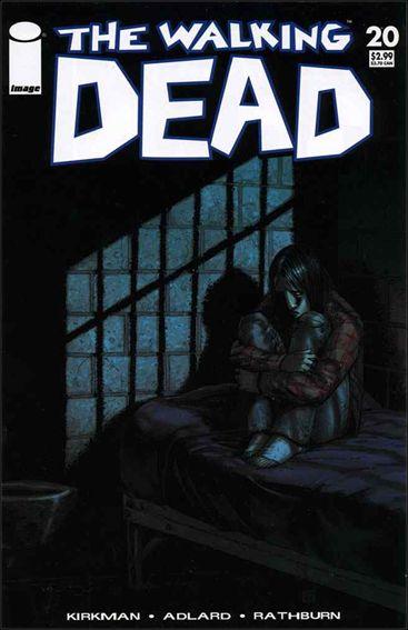 Walking Dead (2003) 20-A by Image