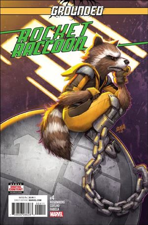 Rocket Raccoon (2017) 4-A