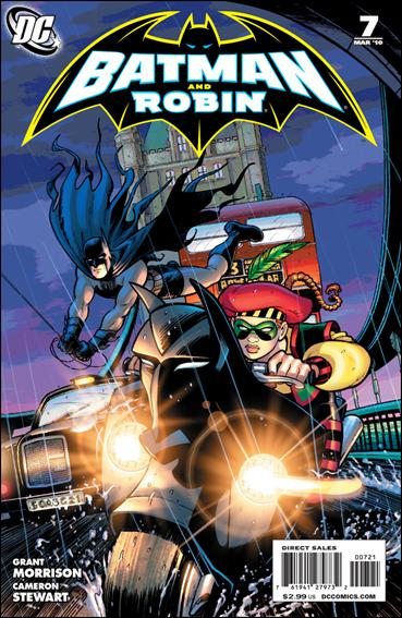 Batman and Robin (2009) 7-B by DC