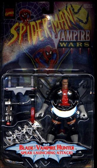 Spider Man Vampire Wars Blade Vampire Hunter Jan 1996