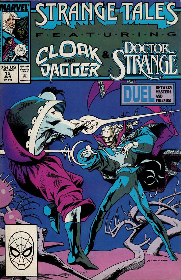 Strange Tales (1987) 15-A by Marvel