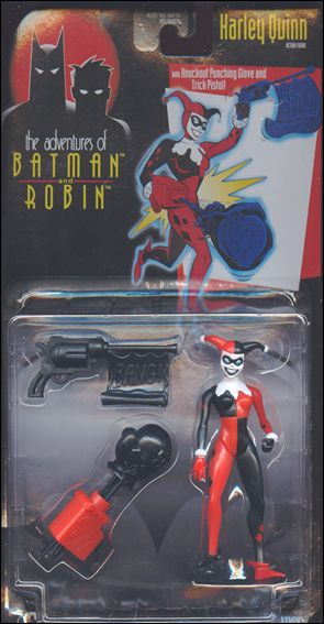 Adventures of Batman and Robin (Series 2) Harley Quinn by Kenner