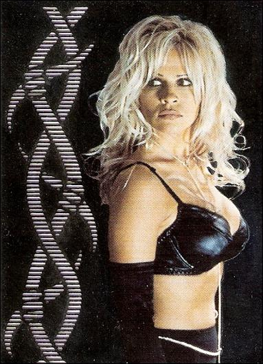 Barb Wire (Laser Cut Subset) L4-A by Topps