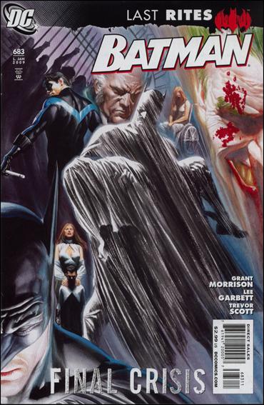 Batman (1940) 683-A by DC