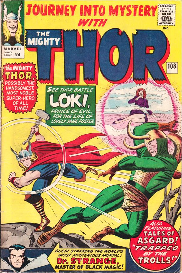Journey into Mystery (1952) 108-B by Marvel