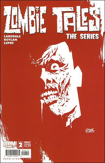 Zombie Tales The Series 2-A by Boom! Studios