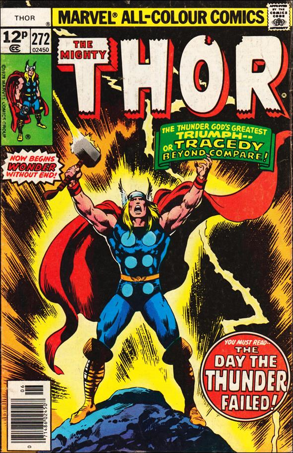 Thor (1966) 272-B by Marvel