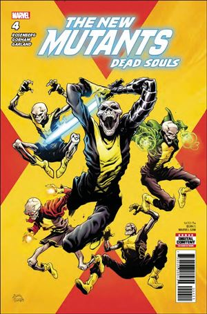 New Mutants: Dead Souls 4-A