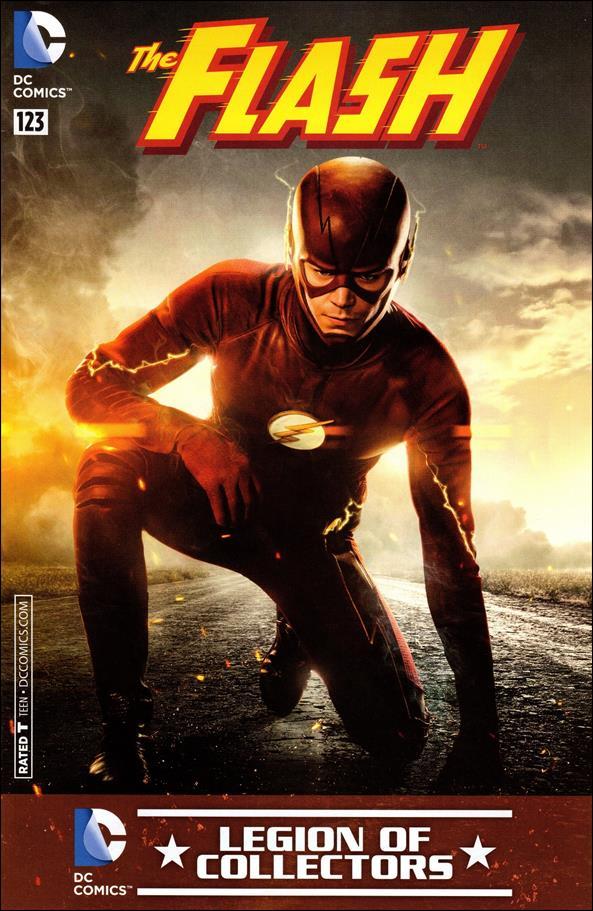 Flash (1959) 123-C by DC