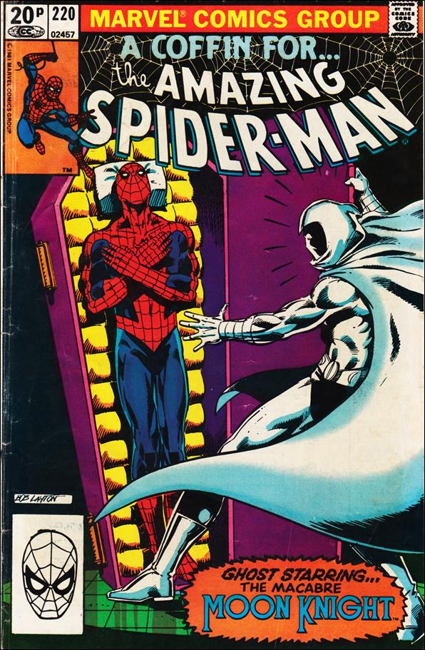 Amazing Spider-Man (1963) 220-B by Marvel