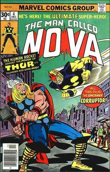 Nova (1976) 4-A by Marvel