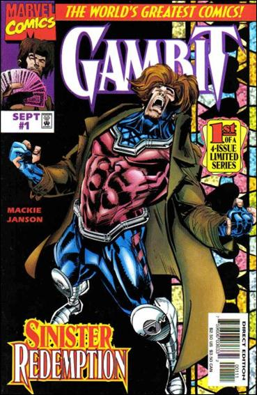 Gambit (1997) 1-A by Marvel