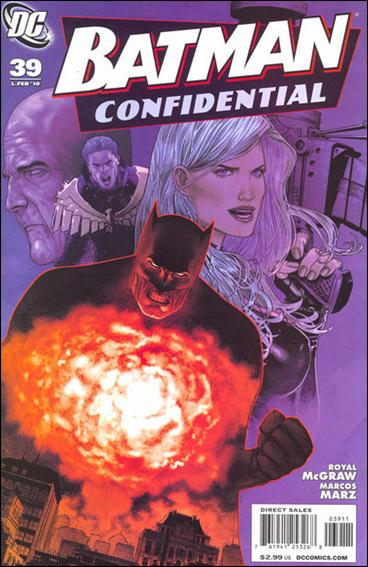 Batman Confidential 39-A by DC