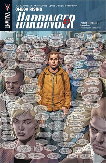 Harbinger (2013) 1-A by Valiant Entertainment