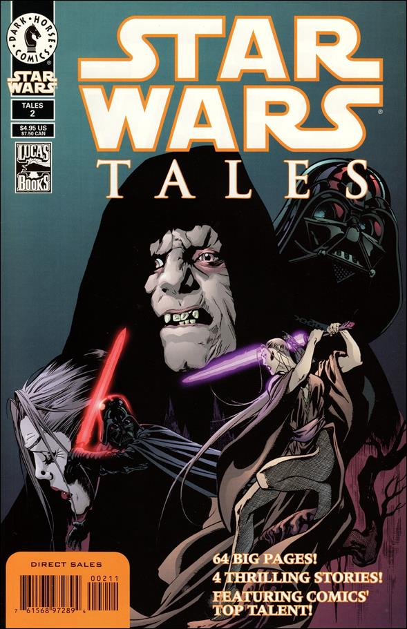 Star Wars Tales 2-A by Dark Horse