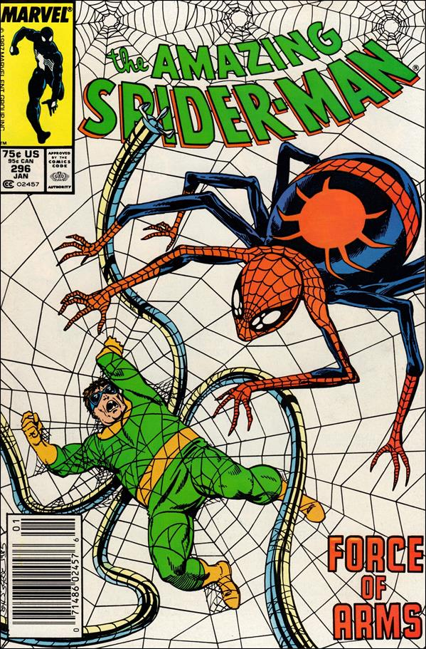 Amazing Spider-Man (1963) 296-A by Marvel