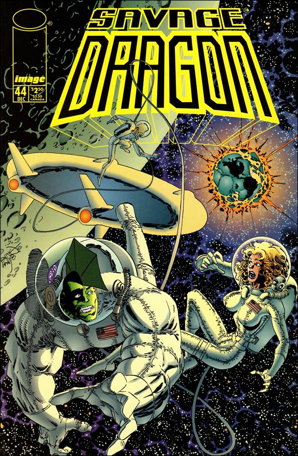 Savage Dragon (1993) 44-A by Image