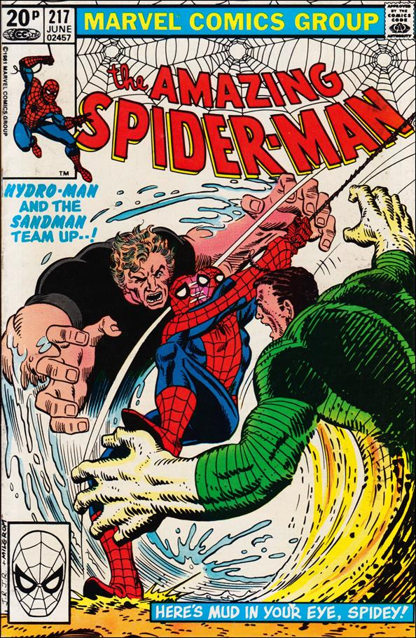 Amazing Spider-Man (1963) 217-B by Marvel