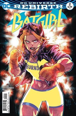 Batgirl (2016) 2-B