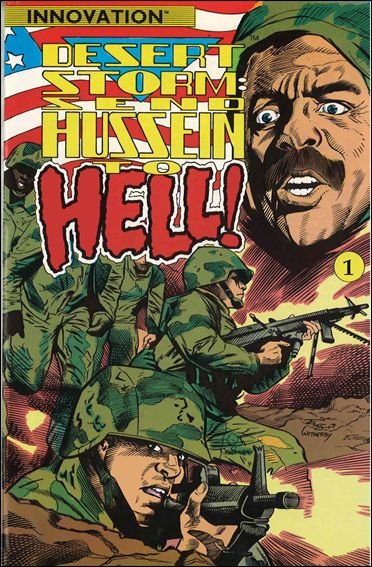 Desert Storm: Send Hussein to Hell! 1-A by Innovation