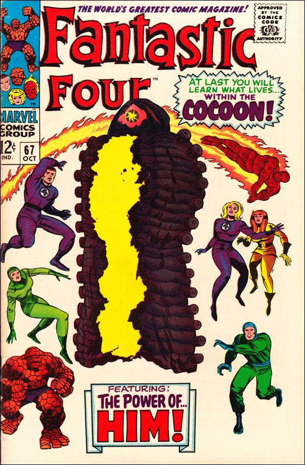 Fantastic Four (1961) 67-A by Marvel
