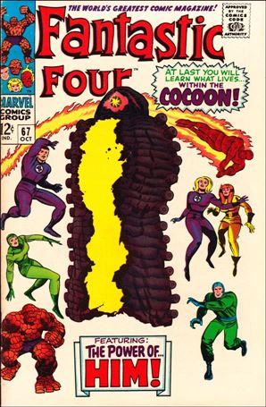 Fantastic Four (1961) 67-A