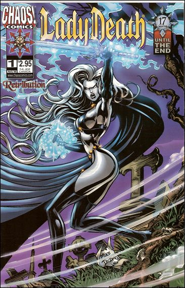 Lady Death: Retribution 1-A by Chaos