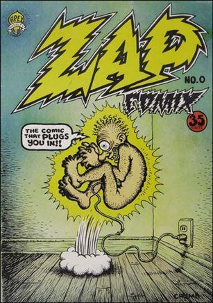Zap Comix 0-A