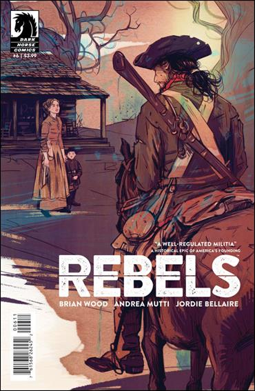 Rebels 6-A by Dark Horse